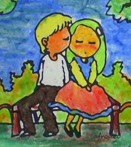 هذه قصة حب لن تنساها ابدا